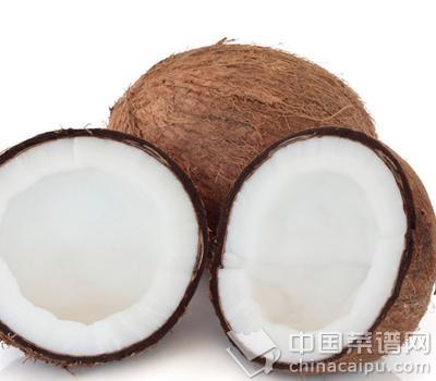 椰子的医药功效与作用-椰子的营养价值及功效