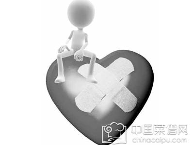 心脏病的早期症状 5种食物助你逃离心脏病魔爪